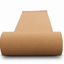 1毫米软木卷材、1毫米背胶软木卷材图片