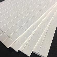 厂家供应包装材料-EVA带胶玻璃垫片防震防滑图片