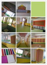 供应北京10毫米厚软木板幼儿园扎图钉软木展示栏图片