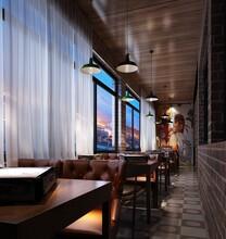 北京桌游吧装修公司桌游吧设计图片
