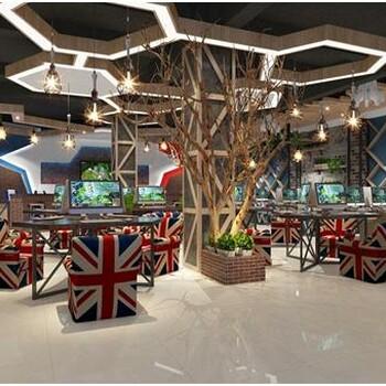 北京网咖设计