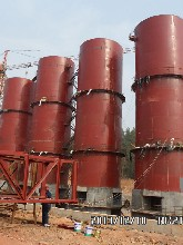 受歡迎的石灰窯爐推薦山西環保石灰窯圖片