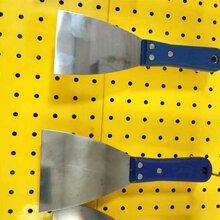 临沂裕锦工具提供有品质的塑柄镜面油灰刀-北京油灰刀批发图片