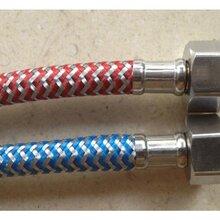 中国红蓝黑尼龙混编水龙头软管——泉州好用的红蓝黑尼龙混编水龙头软管批售图片