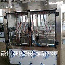 內蒙灌裝機內蒙古高精度酒水灌裝機內蒙液體灌裝機廠家圖片