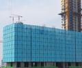 建筑爬架网片又名建筑圆孔网,圆孔安全网的主要特性美观,大方,环保,科技。