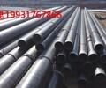 中洲管道有限公司专业供应环氧煤沥青防腐钢管,出口防腐管道