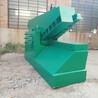 200吨1米鳄鱼式剪切机卧式液压钢板切断机