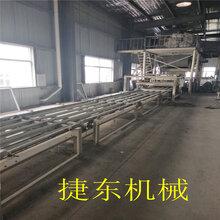 防火门芯板设备防火门芯板生产线专业生产厂家图片