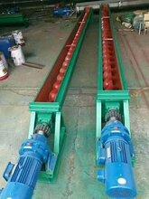 螺旋输送机输送设备水平倾斜角度均可定做