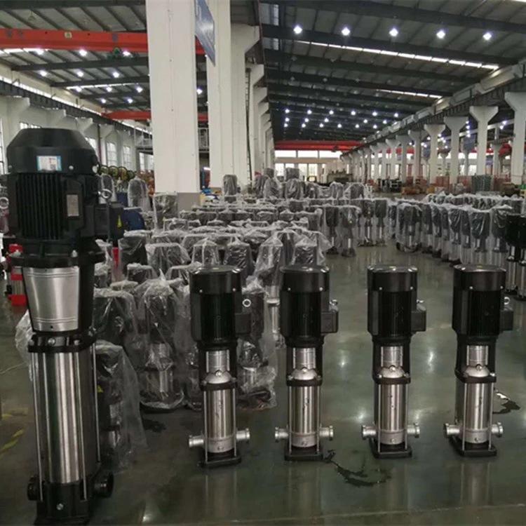多级离心泵型号_【无阻塞无负压设备专用不锈钢立式多级离心泵】-黄页88网