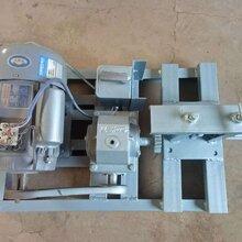 吉林铁皮手动折弯机可定做手动翻边机、折边机厂家图片