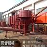 滚筒高温炉木碳机_滚筒密封高温炉_润合机械连续炭化炉