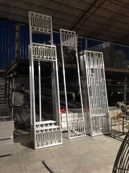 广东佛山大沥无缝焊接屏风,中式花格批发厂家