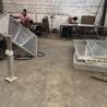 无缝焊接屏风