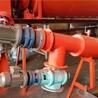润合机械炭化机厂炭化炉内部结构炭粉炭化炉内部结构