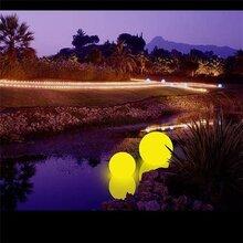 水池灯海粒子水池灯具图片