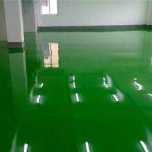 地坪漆施工多少钱一平方图片
