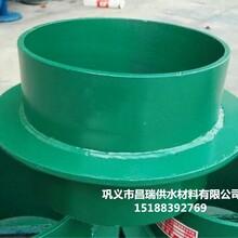 泰兴02S404刚性防水套管DN300规格图片