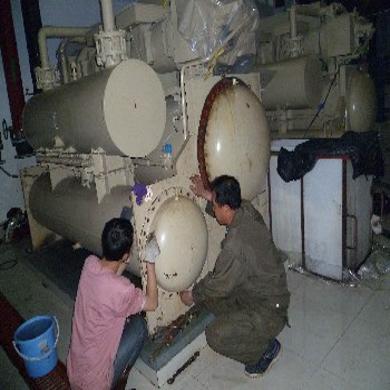 二手中央空調回收上海二手冷水機組回收
