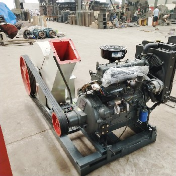 柴油机树枝切片机——优质木材切片机哪里有卖