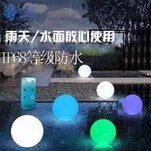 变色灯海粒子led变色灯节能图片