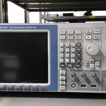 罗德施瓦茨R&SSMJ100A-100KHZ-3GHZ信号源