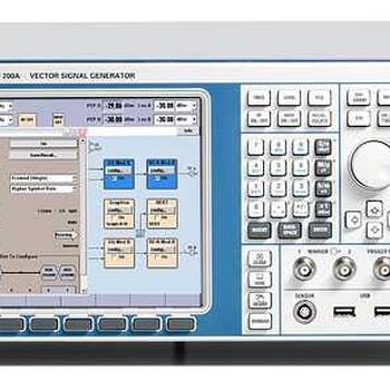 德国R&SSMU200A矢量信号发生器