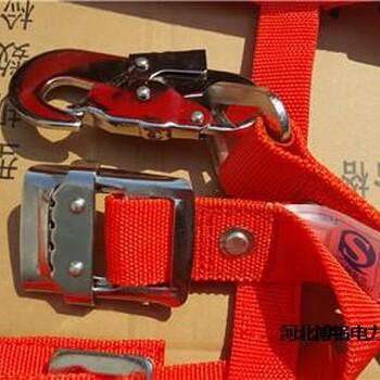 河北电力安全带全身五点式安全带加厚锦纶双背安全带大量供应实惠的电力安全带