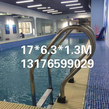 山东省淄博市健身房钢结构全标半标逆流游泳池定制厂家