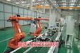 昆山打磨機器人_昆山車體焊縫打磨機器人大德重工打磨機器人