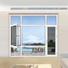 十大门窗品牌高质量的110断桥窗纱一体平开窗直销