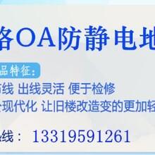 衡陽OA網絡防靜電地板安裝工程-耐磨的OA網絡防靜電地板出售圖片