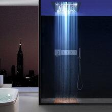 暗装淋浴龙头_购置LED暗装花洒优选乐浴卫浴图片