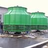 厂家定做圆形玻璃钢冷却塔智凯玻璃钢冷却塔型号质优价廉