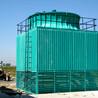 逆流式方形玻璃钢冷却塔厂家智凯电厂玻璃钢冷却塔