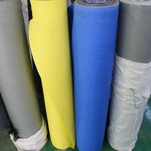 促销硅橡胶涂覆玻璃纤维防火布_河北哪里有供应质量好的空调出风厚用纳米防火布图片