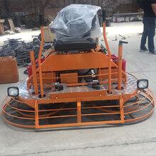 好的水泥路面磨光机座驾式磨光机地面抹光机设备简介图片