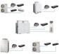 汇金中央空调家用中央空调-西安销量好的美的中央空调水系统-认准陕西汇金