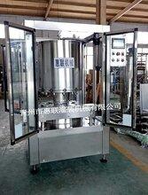 供應吉林省白酒灌裝機松子酒灌裝機燒酒灌裝設備圖片