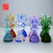 佛教八宝琉璃佛具八吉祥佛教用品
