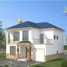 农村二层小别墅,湖南隆工新材料科技集成绿色环保无甲醛