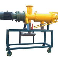 新款鴨糞處理機-鴨糞擠干機鴨糞脫水機鴨糞干濕分離機設備簡介圖片