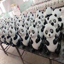 四川玻璃钢厂家创意绿雕生产厂家图片