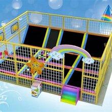 商场蹦床-质量好的儿童蹦床尽在温州馨晨游乐设备图片