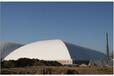 陜西西安山西太原氣膜煤棚_哪里有提供氣膜結構煤棚