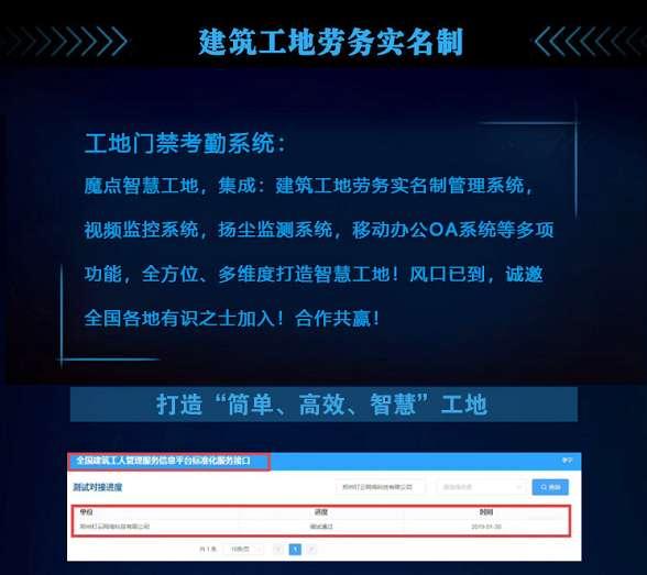 河南省专业的劳务实名制管理系统是哪家?靠谱的是哪家?