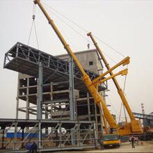 兰州大型搬迁设备-找厂房设备搬迁就找利森大型设备吊装公司