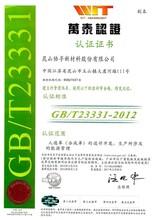 南通ISO50001能源管理体系认证费用 收费透明图片