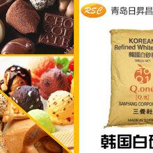 山東哪里有韓國進口三養白砂糖圖片